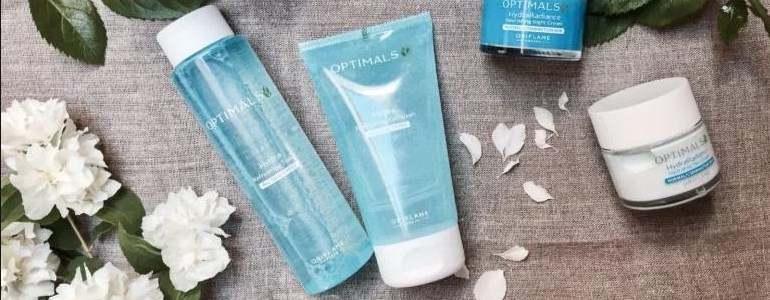 Uvlazhnyaushi tonik Oriflame - Увлажняющий тоник для всех типов кожи Optimals Hydra Oriflame