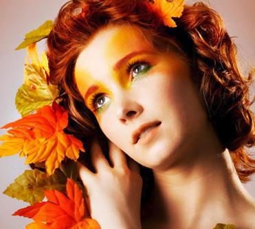 Секреты осеннего макияжа