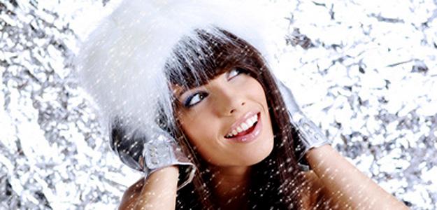 Как ухаживать за волосами зимой и правильно подобрать головной убор