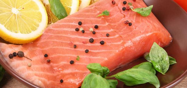 101 - Рыбная диета, или как похудеть на 5 кг