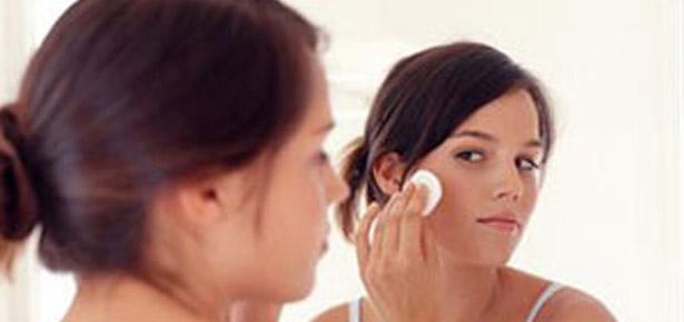 8 - Макияж: подготовка кожи лица