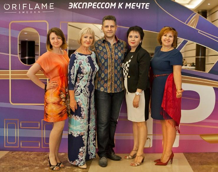 Mega Forum Oriflame - Об авторе