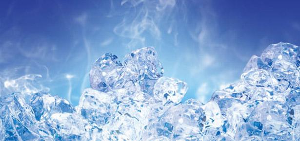 Умывания льдом: как приготовить кубики?