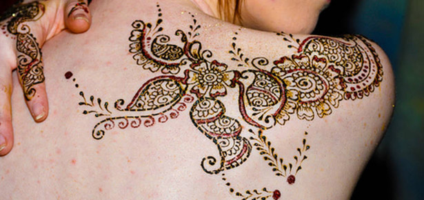 71 - Татуировки хной