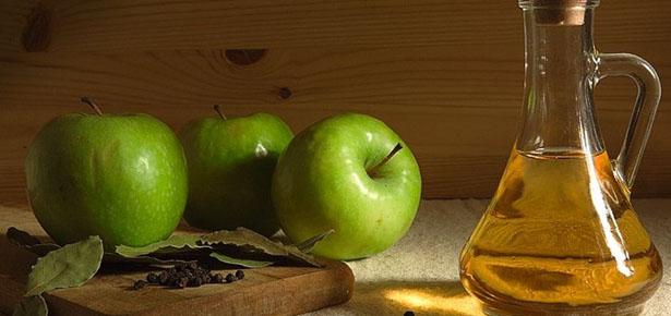 5 - Яблочный уксус для лица