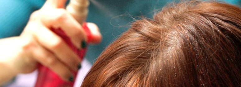 12 - Как выбрать лак для волос