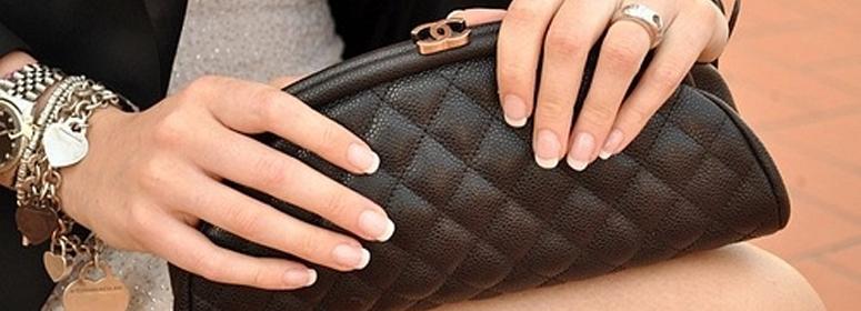 Маленькая сумочка - красиво и удобно!