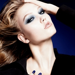 makeup os 2011 3 - Немного про модный макияж осени
