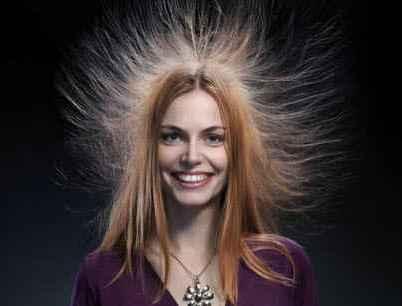 88331a1c98d7 - Избавляемся от эффекта наэлектризованных волос