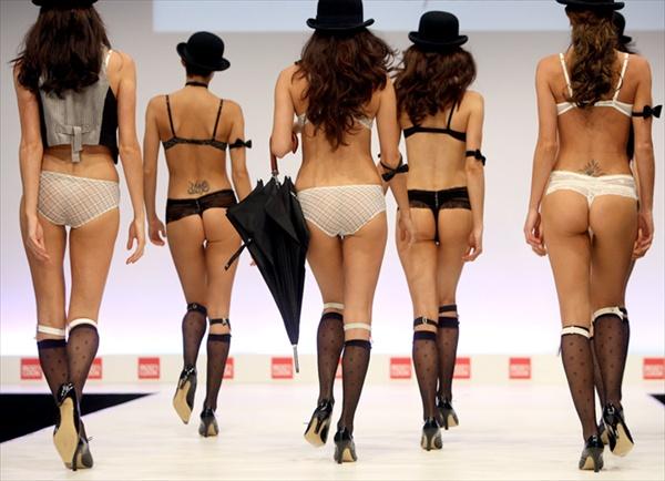 igedo fashion fairs sassa - Что нового принесет нам мода нижнего белья в этом году?