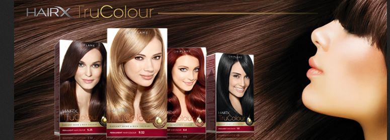 Краска для волос HairX TruColour Орифлэйм