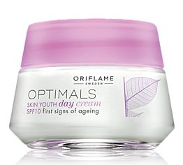 Optimals Skin Youth «Энергия молодости». Day Cream SPF 10