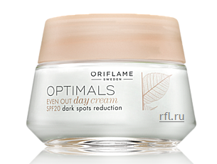 Дневной крем, выравнивающий тон кожи, с SPF 20 «Защита и осветление»