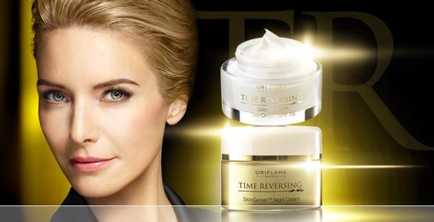 time reversing - Ночной крем Time Reversing SkinGenist™ Oriflame