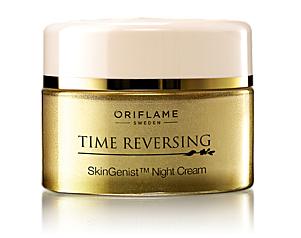 Ночной крем Time Reversing SkinGenist™ Oriflame