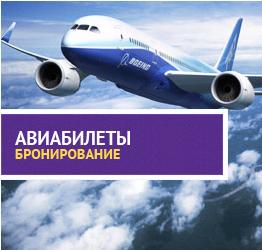 Купить авиабилет на сайте