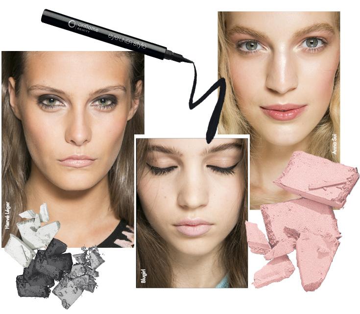 orimakiayz - Модные тенденции весеннего макияжа 2014