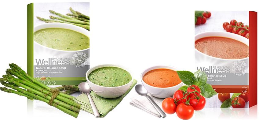 Sup Oriflame Welllness - Суп Wellness Oriflame - полезный и качественный продукт