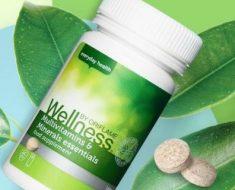 Витаминный комплекс Wellness