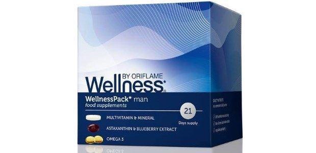 Wellness Pack для мужчин компании Орифлэйм