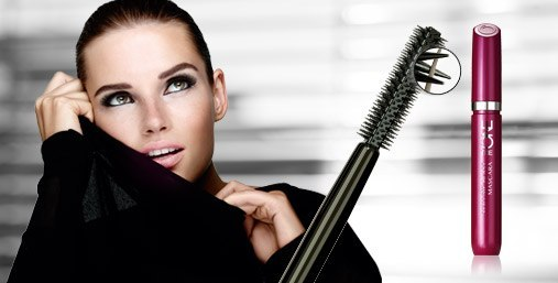 Уроки макияжа от Oriflame The ONE Тушь