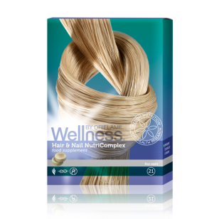 Нутрикомплекс Wellness для ногтей и волос by Oriflame