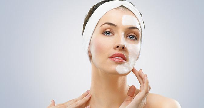 Как избавиться от черных точек на лице - маски