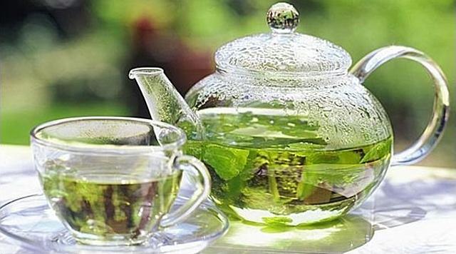 zeleni chai - Продукты, которые помогут вам победить целлюлит