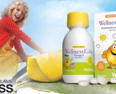 Детский витаминный комплекс Wellness by Oirflame