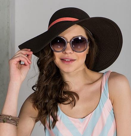 Мода лето 2015. Шляпы, панамы, бейсболки | Инна Криксунова. Сайт