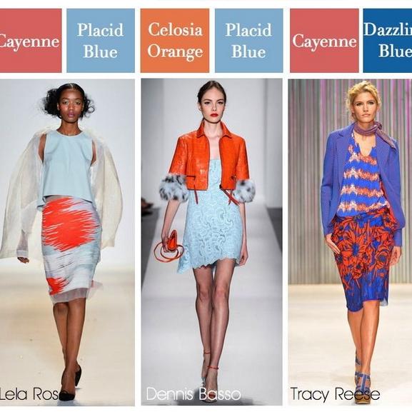 Мода лето 2014 Тренды в одежде лета 2014 года