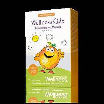 Детский витаминный комплекс Wellness