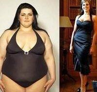 Как заставить себя похудеть? Люди похудевшие до и после фото