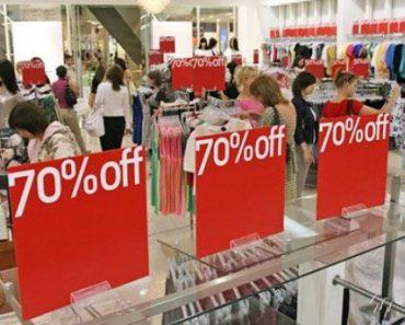 Как не пролететь на распродаже