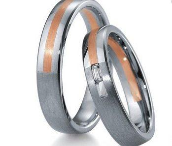 Какие обручальные кольца будут модными в 2016 году?