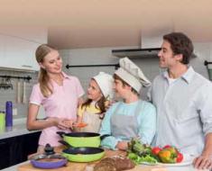 Орифлейм дарит: Рецепт семейного счастья
