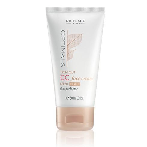Многофункциональный CC крем, выравнивающий тон кожи «Защита и осветление»: ОТЗЫВЫ