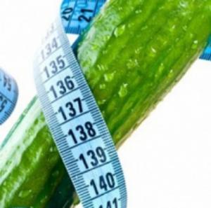 Огуречная диета для похудения на 5 дней