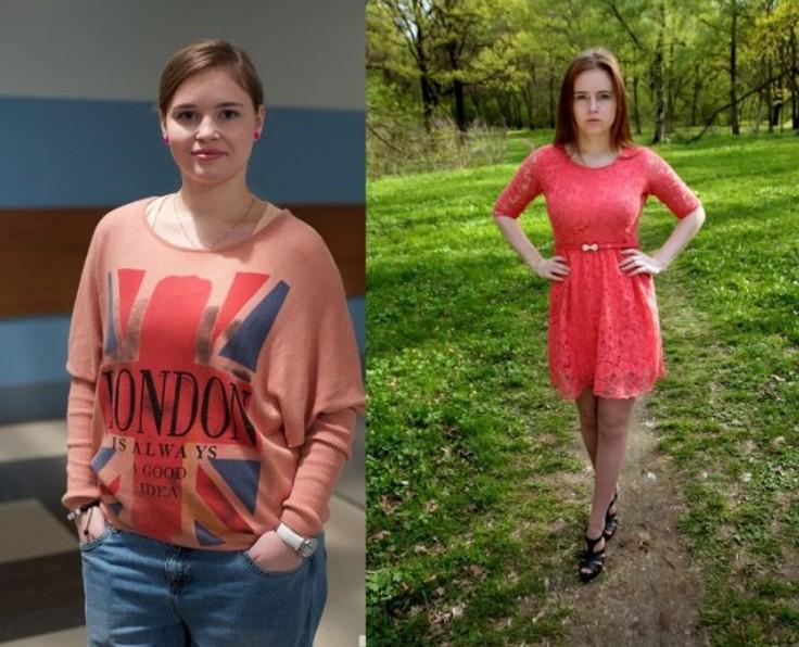 sasha mamaeva - Саша Мамаева похудела фото