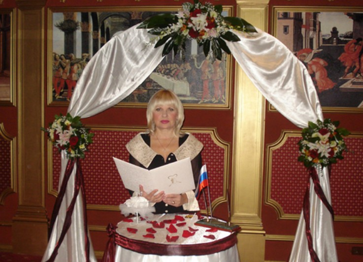 viezdnoi brak - Особенности выездной церемонии бракосочетания