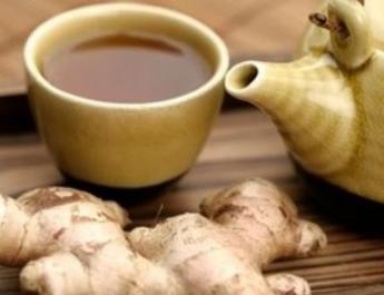 Зеленый чай с имбирем для похудения: рецепт