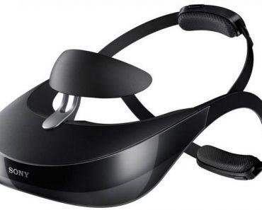 Видеошлем 3D-кинотеатр Sony HMZ-T3: обзор