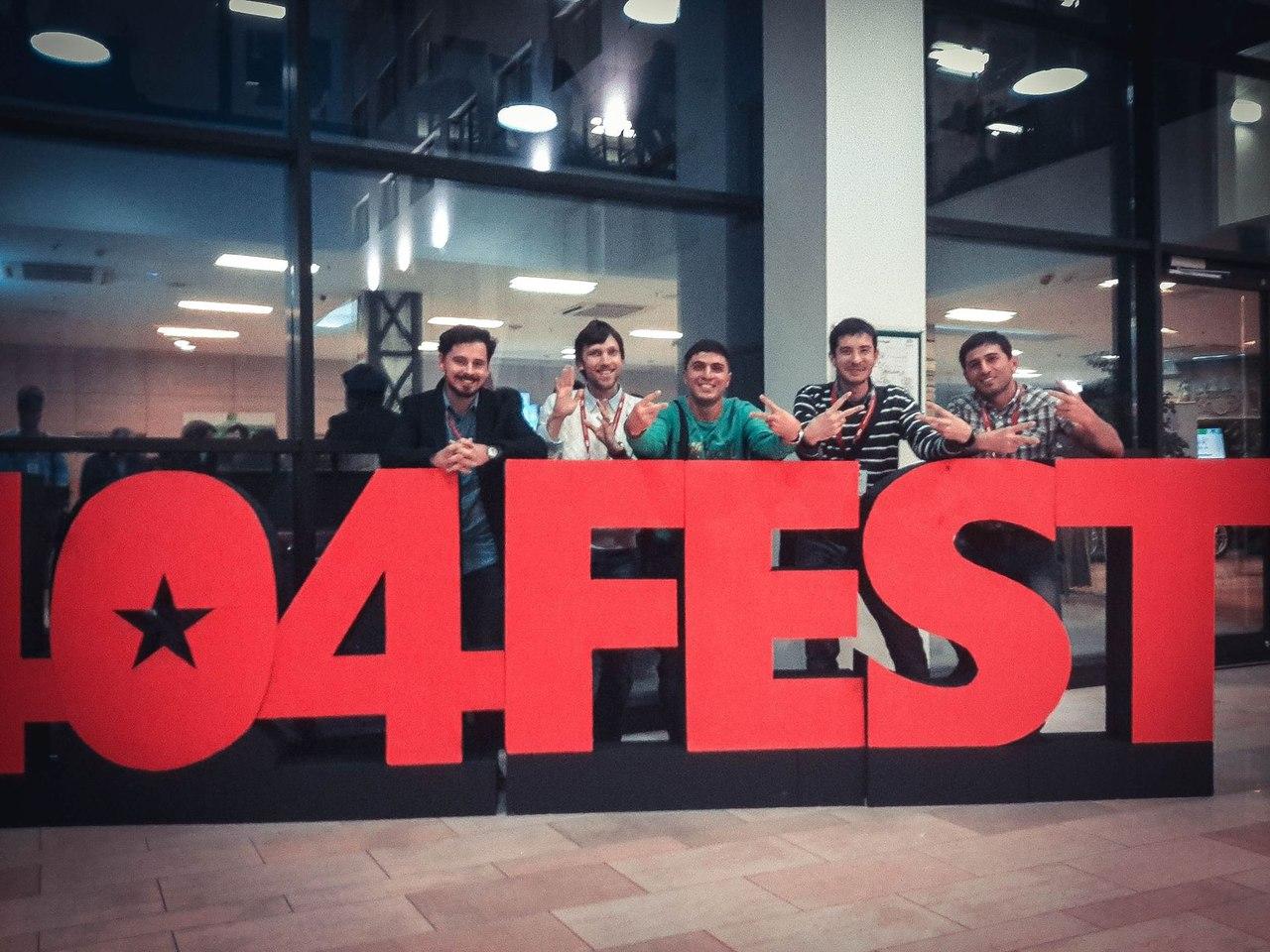 Фестиваль «404» в Самаре