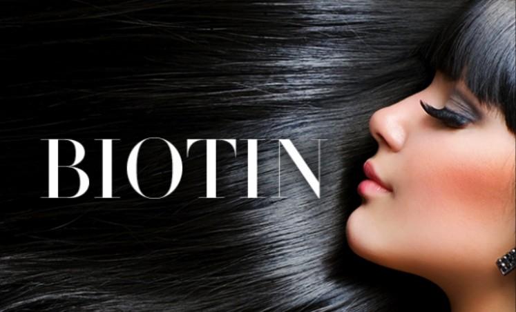 Natrol Biotin Maximum Strength - для волос и ногтей