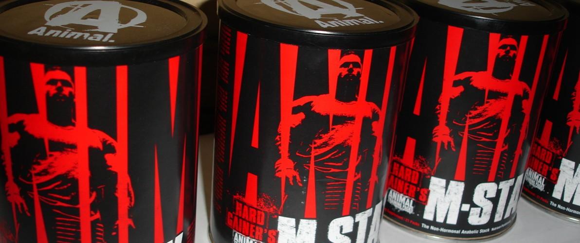 m stak - Universal Nutrition Animal M-Stak: повышение тестостерона