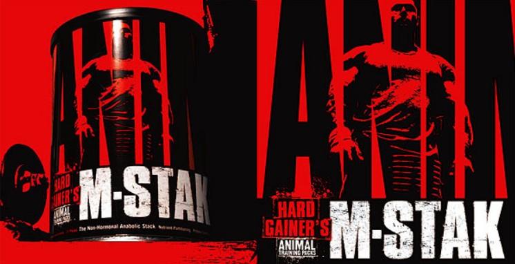 mstak - Universal Nutrition Animal M-Stak: повышение тестостерона