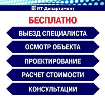 it departament4 - Системы видеонаблюдения в Балаково: монтаж и обслуживание