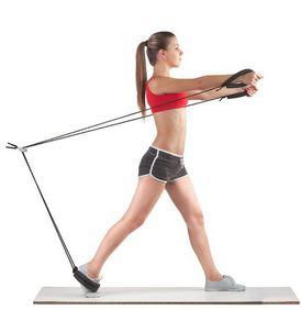 Тренажер «Похудей» упражнения для ленивых