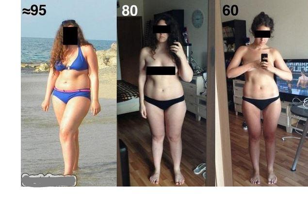 девушки на фото до и после - Похудевшие девушки до и после фото – лучшая мотивация для тех, кто на диете