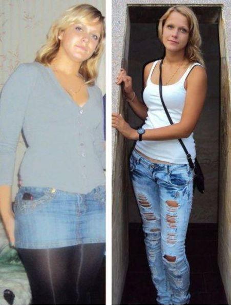 похудевших девушек до и после - Похудевшие девушки до и после фото – лучшая мотивация для тех, кто на диете